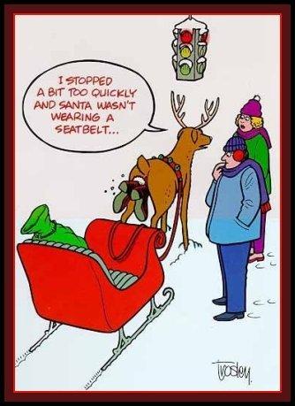 Christmas Adult Card