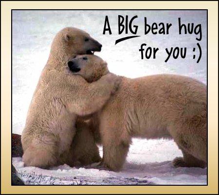 Jan. 21 – Send a Hug Day