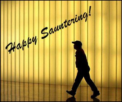 June 19 - Sauntering Day