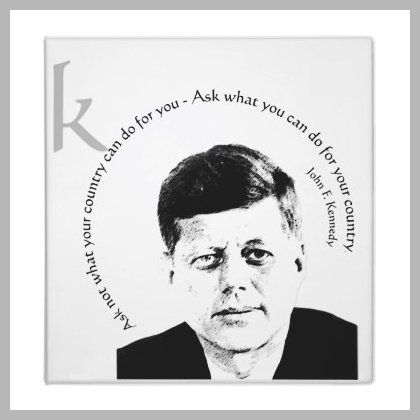 May 29 - John F Kennedy's Birthday
