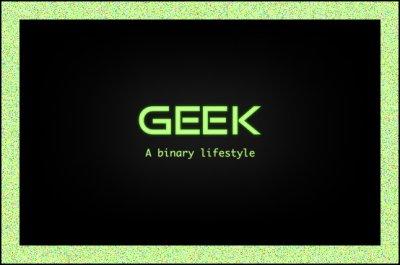 Geek Email Card