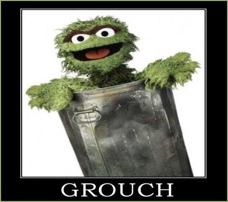 Feb. 16 - Do A Grouch A Favor Day