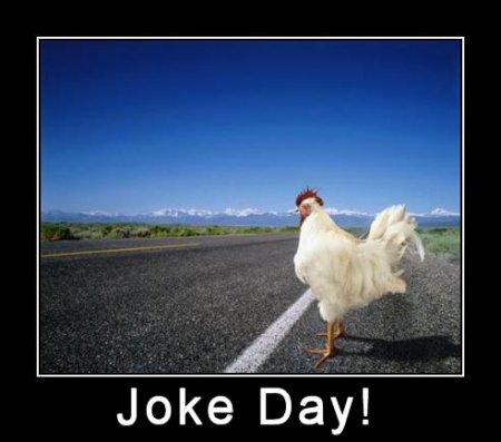 July 01 - Joke Day