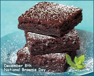 Dec. 08 - Brownie Day