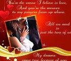 Sensual Card